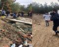 3 inşaat işçisinin acı ölümü