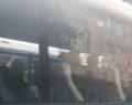 Şehir içi otobüsünde taciz iddiası ortalığı karıştırdı