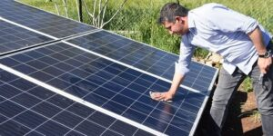 Urfa'da çiftçiler kendi enerjisini kendileri üretiyor