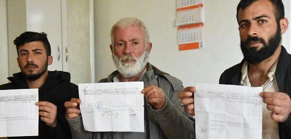 Urfalı çiftçinin hukuk mücadelesi