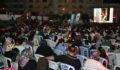 İnönü'de açık hava sinema gecesine yoğun ilgi