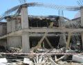 İnşaat çöktü: 1'i ağır 2 işçi yaralandı