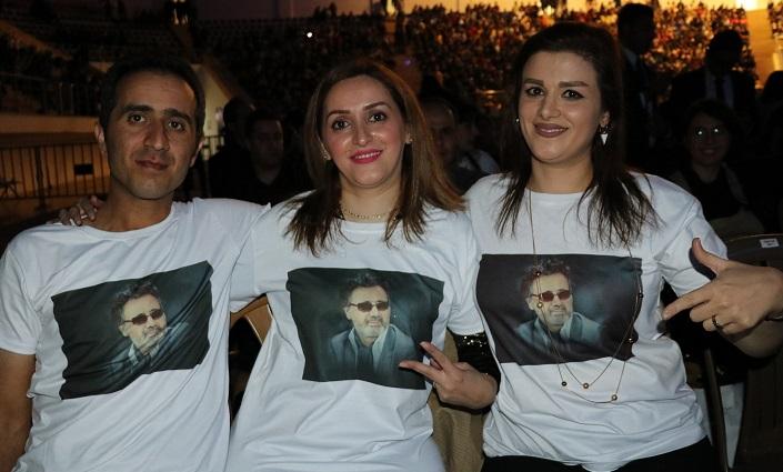 İranlı turistler konser için Van'a akın etti