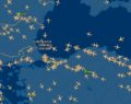 İstanbul'da hava trafiği