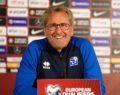 """İzlanda Teknik Direktörü Erik Hamren: """"İlginç bir maç olacak """""""