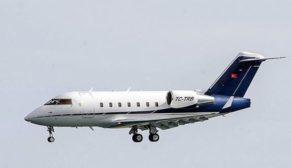Türkiye'ye ait  özel bir jet uçağı İran'da düştü: 11 kişi öldü