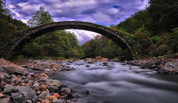 'Aşıklar köprüsü' artık yok