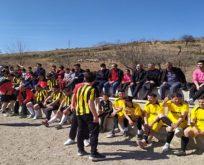 Köyde futbol federasyonu