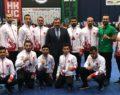 Dünya Kupasında Kick Boks Milli Takımın başarısı