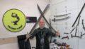 Kılıçlar yeniden moda oldu