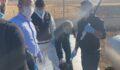 Gümrük kapısında tonlarca kaçak akaryakıt ele geçirildi