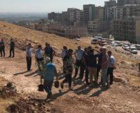Eyyübiye'de, Kaçak yapılar yıkılacak