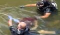 Sulama kanalına düşen kişinin cansız bedenine ulaşıldı