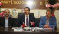 Baydilli'den Bozova'ya hayırlı olsun ziyareti