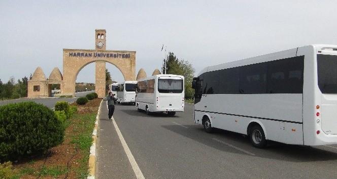 191 kişi Şanlıurfa'da karantinaya alındı