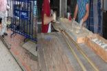 Şanlıurfa'da 1 fırın ile 7 bina karantinaya alındı