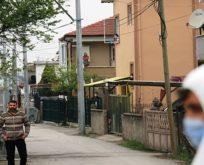 Sakarya'da bir mahalle karantina altına alındı