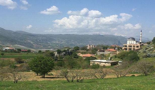 İki köy karantinaya alındı