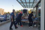 Kasaplar arasında silahlı kavga: 4 yaralı