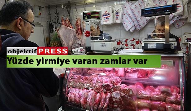 Et fiyatlarına korona etkisi