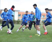 İM Kayserispor, Galatasaray maçı hazırlıklarını tamamladı