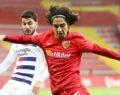 Kayserispor , Ziraat Türkiye Kupası'na veda etti
