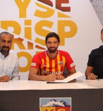 Clup Brugge'dan Kayserispor'a