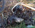 Şanlıurfa'da motosikletle kaza yapan inşaat işçisi öldü