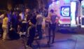 Cip ile motosiklet çarpıştı: 2 yaralı