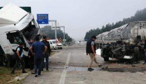 Korkunç kaza: 7 yaralı