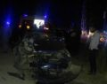 Kamyonetle otomobil çarpıştı: 4 yaralı
