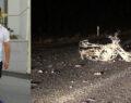 Urfa'da feci kaza: 1 ölü 2 yaralı