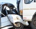Şanlıurfa'da korkunç kaza: 2 ölü, 2 yaralı
