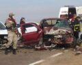 Şanlıurfa'da kaza: Çok sayıda yaralı var