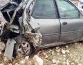 Şanlıurfa'da kaza ucuz atlatıldı: 5 yaralı