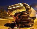 Feci kaza: 1 ölü, 1yaralı