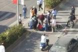 Şanlıurfa'da motosiklet kazası