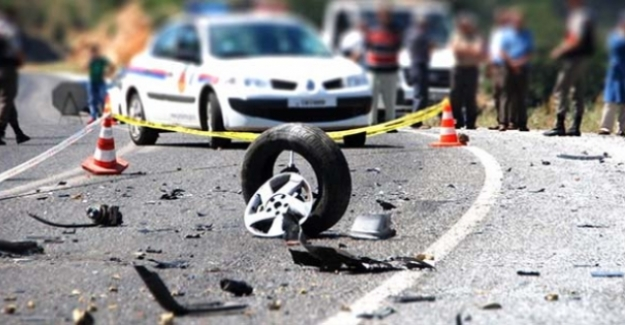 Trafik kazalarına son on yılda 50 bini aşkın kişi can verdi