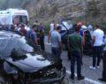 Karabük'te trafik kazası: 1 ölü, 2 yaralı