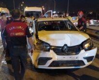 Şanlıurfa'da zincirleme trafik kazası