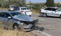 Trafik kazası: 1 ağır 6 yaralı