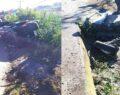 Korkunç kaza: 1 ölü,4 yaralı