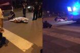 Korkunç kazada 15 yaşındaki kız çocuğu hayatını kaybetti