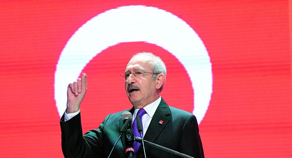 CHP Lideri Kılıçdaroğlu'dan ittifak mesajı
