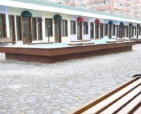 Karaköprü'de sosyal yaşam çarşısı açılıyor