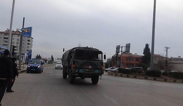 Komandolar İdlib'e gidiyor