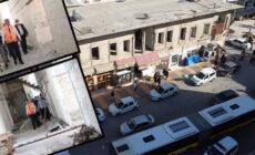Şanlıurfa'da tarihi konakta restore çalışmaları başladı