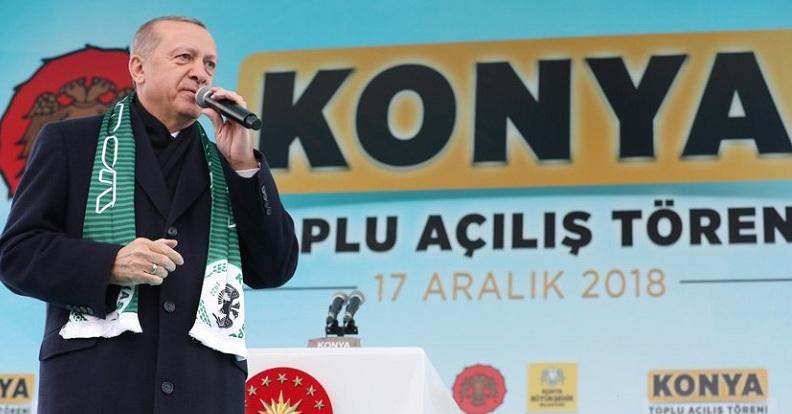 """""""Türkiye sınırlarında terör koridoruna müsaade etmeyeceğiz''"""