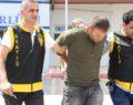 Eşini öldürmeye giderken yakalandı adli kontrol şartıyla serbest kaldı