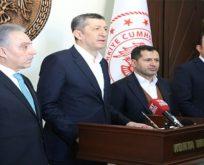 Milli Eğitim Bakanı Konya'da